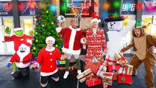 2HYPE CHRISTMAS BASKETBALL CHALLENGES