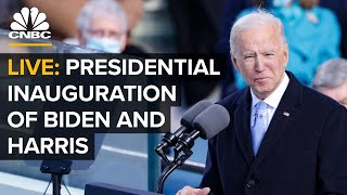 WATCH LIVE: Presidential inauguration of Joseph Biden continues with primetime celebration — 1/20/21