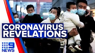 Wuhan medics forced to stay silent about COVID-19 outbreak | 9 News Australia