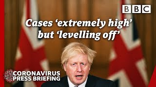 Covid-19 update UK today, Boris Johnson 🔴 @BBC News live - BBC