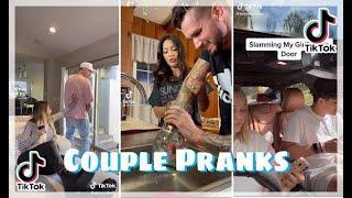 Best Couple Pranks Tiktok Videos (Part 1) 😂 | Tiktok Compilation 2021