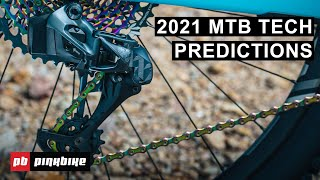 Pinkbike's 2021 Mountain Bike & Tech Predictions