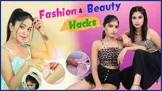 Glam Fashion & Beauty Hacks | Anaysa