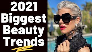 2021 BIGGEST BEAUTY TRENDS | Nikol Johnson