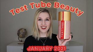 Test Tube Beauty | January 2021
