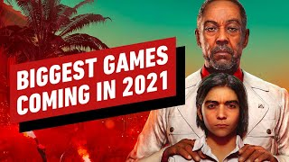The Biggest Games Coming in 2021