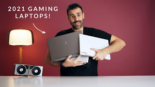 Gaming Laptops 2021 - How Good?