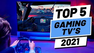 Top 5 BEST Gaming TVs of (2021)