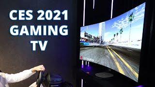Best TV for Console Gaming Announced at CES 2021