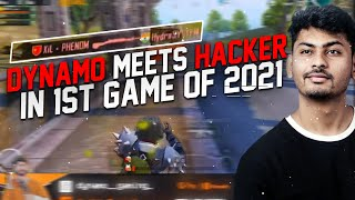 DYNAMO MEETS HACKER IN 1ST GAME OF 2021 | DYNAMO GAMING