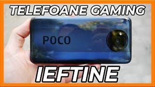Cinci Telefoane de Gaming IEFTINE [2021]