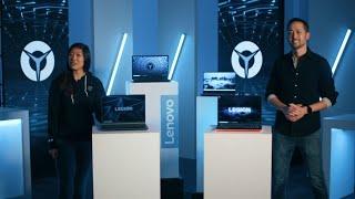 Lenovo Legion 2021 Gaming Laptop Keynote