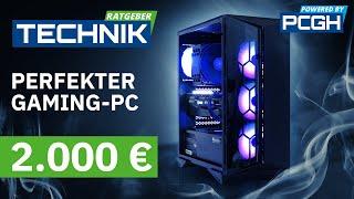 Bester 2000 Euro Gaming PC 2021 | PCGH-Ratgeber