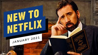 New to Netflix for January 2021