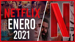 Estrenos Netflix Enero 2021 | Top Cinema