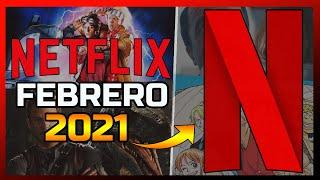 Estrenos NETFLIX Febrero 2021 | Series y Peliculas Netflix Febrero Latinoamerica | POSTA BRO!