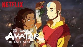 Avatar The Last Airbender New Animated Series Announcement Breakdown - Netflix 2021