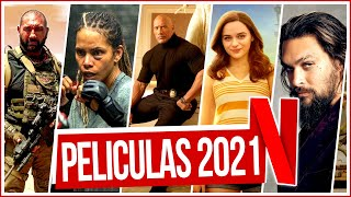 Próximos Estrenos de Netflix 2021 (Peliculas) | Top Cinema