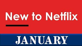 New to Netflix: January 2021
