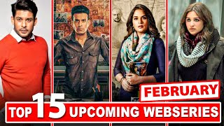 Top 15 Upcoming Web Series and Movies in February 2021 | Netflix | Amazon Prime | Disney Hotstar