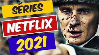 8 SÉRIES DA NETFLIX MAIS AGUARDADAS PARA 2021!