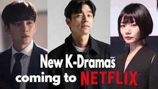 5 K-Dramas Coming to Netflix Original in 2021!