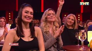 Comedy club - группа ФАБРИКА, Харламов жениться, жгучие бабоньки