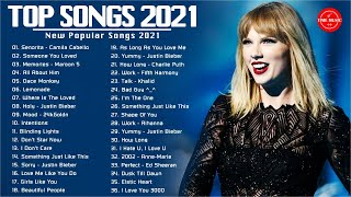Music Hits 2021 ☄️ Top 40 Popular Songs Collection 2021 ☄️ Best English Music Playlist 2021
