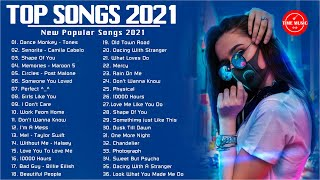 Music Hits 2021😋 Top 40 Popular Songs Collection 😋Best English Music Playlist 2021