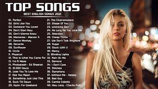 Top Hits 2021 - Ed Sheeran, Adele, Shawn Mendes, Maroon 5, Taylor Swift, Sam Smith, Dua Lipa