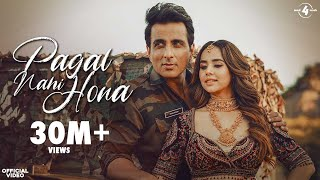 Pagal Nahi Hona (Official Video) Sunanda Sharma | Sonu Sood | Jaani | Avvy Sra | B2gether | Sky