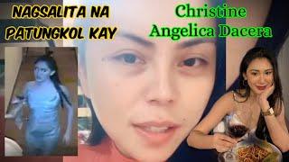 JAM MAGNO ON CHRISTINE ANGELICA DACERA CASE | TIKTOK VIRAL VIDEO | TRENDING 2021