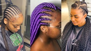 Trending 2021 Braids Hairstyles: Adorable Styles For Pretty Women