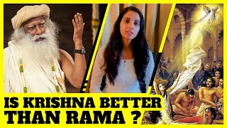 🔥🔥 Who is BEST? Rama or Krishna - Sadhguru - Sadhguru Latest (2021)
