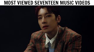 [TOP 30] Most Viewed SEVENTEEN Music Videos on YouTube | January 2021