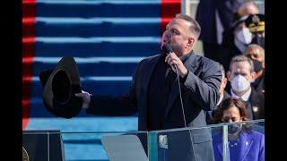 Inauguration Day 2021: Garth Brooks sings 'Amazing Grace'