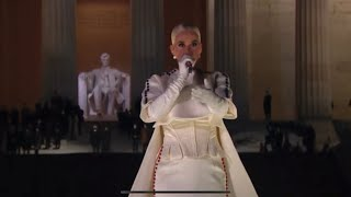 2021 Biden Inauguration Fireworks: Performance by Katy Perry