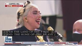 Lady Gaga inauguration performance