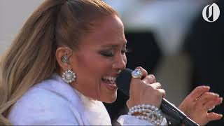 Highlights of inauguration performances: Lady Gaga, Jennifer Lopez, Garth Brooks and Amanda Gorman