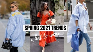 Wearable Spring 2021 Fashion Trends | How to Style