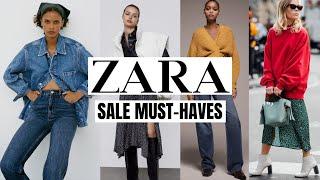 I Shopped The Zara Sale For You | Fashion Trends 2021