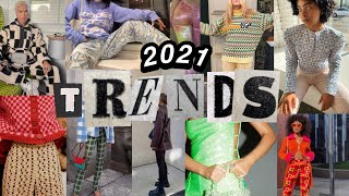 2021 FASHION TRENDS/PREDICTIONS that I'll actually wear *plus size*