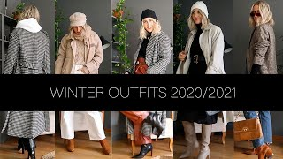 WINTER OUTFITS 2020-2021- Layered outfit ideas | Scandinavian Style- SandraEmilia