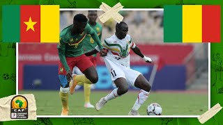 Cameroon vs Mali | AFRICAN NATIONS CHAMPIONSHIP HIGHLIGHTS | 1/20/2021 | beIN SPORTS USA