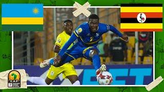 Rwanda vs Uganda | AFRICAN NATIONS CHAMPIONSHIP HIGHLIGHTS | 1/18/2021 | beIN SPORTS USA