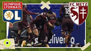 Lyon vs Metz | LIGUE 1 HIGHLIGHTS | 1/17/2021 | beIN SPORTS USA