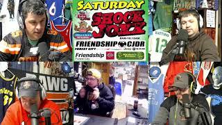Saturday Morning Sports Talk Live - MLB, NBA, NCAA, NFL, NASCAR, NC PREPS