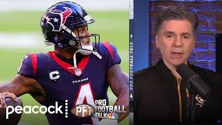 Deshaun Watson tweets cryptic lyrics amid Texans head coach search | Pro Football Talk | NBC Sports