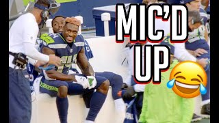 "NFL Funniest ""Mic'd Up"" Moments of the 2020-2021 Season 