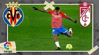 Villarreal vs Granada | LALIGA HIGHLIGHTS | 1/20/2021 | beIN SPORTS USA